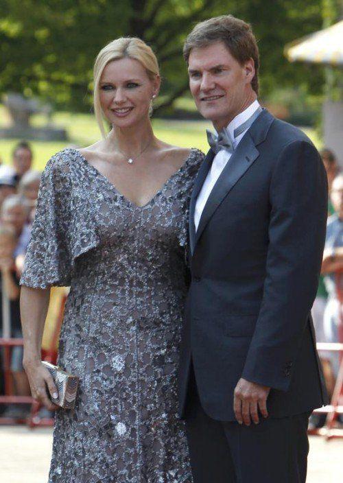 Maschmeyer ist mit Schauspielerin Veronica Ferres (50) verheiratet.