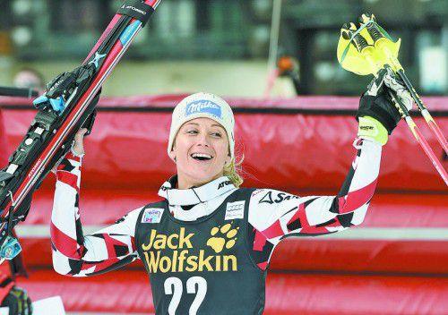 """Michaela Kirchgasser freut sich auf den Flachau-Slalom: """"Rennen in Österreich sind ein Hammer."""""""