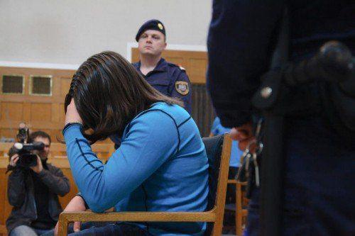 Der Angeklagte Miloslav M. wurde am Landesgericht Feldkirch zu einer lebenslangen Haftstrafe verurteilt.vn/hb