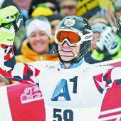 Endlich!: Hirschbühl mit Platz sieben im Slalom