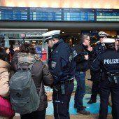 Auch in Salzburg kam es zu sexuellen Übergriffen