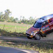 Horrorstart der Rallye Dakar