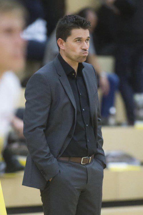 Neocoach Ljubinkovic übernahm nach fünf Runden.