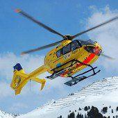 Schwede nach zehn Minuten unverletzt aus Lawine befreit