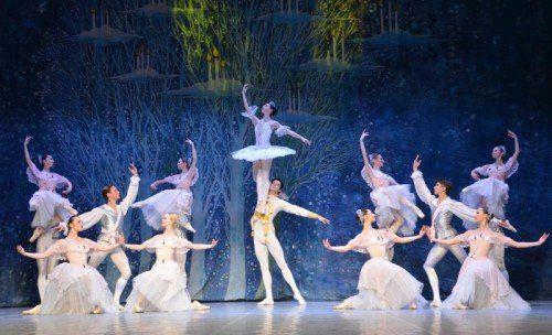 """Nicht nur zur Weihnachtszeit begeistert das zauberhafte Ballett """"Nussknacker"""" seit mittlerweile mehr als 120 Jahren Groß und Klein."""