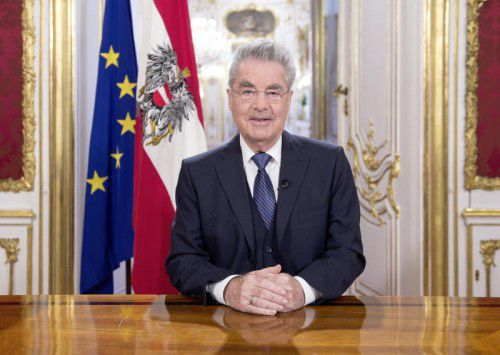 Noch bekleidet Heinz Fischer das Amt des Bundespräsidenten, doch der Wahlkampf für seinen Nachfolger hat begonnen.