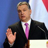 Orban kündigt Unterstützung für Polen an