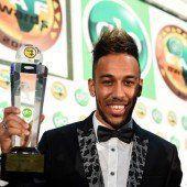 Aubameyang ist erstmals Afrikas bester Fußballer