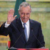 Konservativer gewinnt Wahl in Portugal
