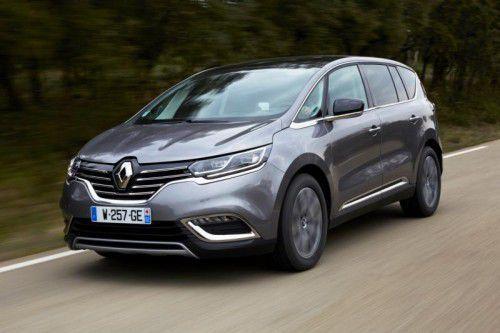 Renault Espace V: In seiner fünften Generation hat er sich zum schicken und sportlichen Van-Coupé verändert.