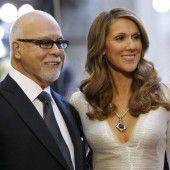 Céline Dion trauert um ihren Ehemann