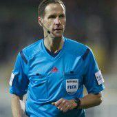 Ländle-Referees im FIFA-Team