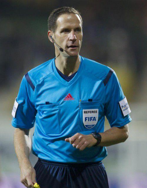 Robert Schörgenhofer hat mit 42 Jahren viel Routine.