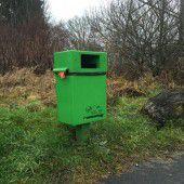 Stadtrat lässt weitere Mülleimer anbringen