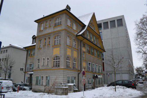 Seit über 40 Jahren bietet das Graf Hugo in Feldkirch Platz für die Offene Jugendarbeit.