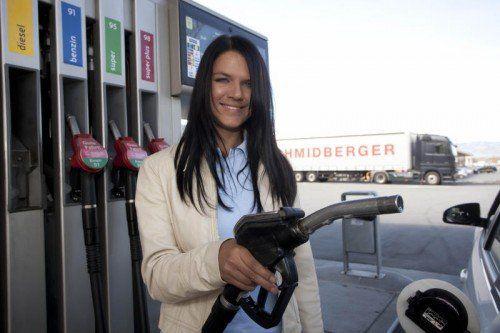So macht Tanken Spaß: Die Diesel- und Benzinpreise befinden sich weiterhin im Sinkflug.