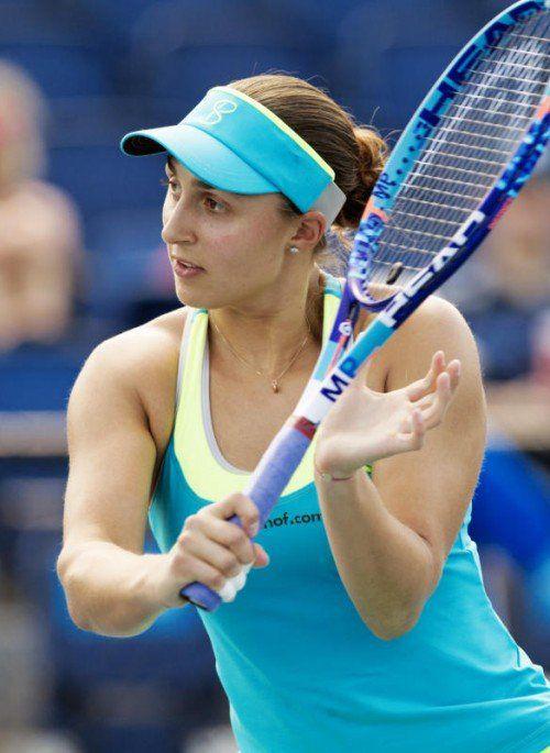 Tamira Paszek hat in Melbourne den nächsten Schritt in Richtung Top 100 in der Weltrangliste gemacht.