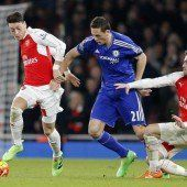 Özil kostete bislang 46 Millionen Euro