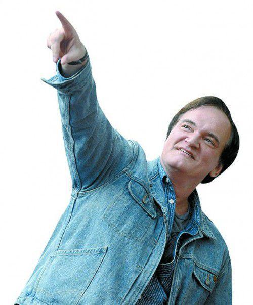 """""""The Hateful 8"""" ist Tarantinos achte Regiearbeit."""