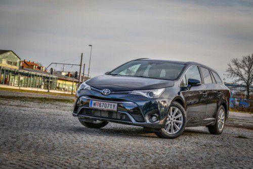 Toyota Avensis Touring Sports im VN-Dauertest: Fescher Lifestyle-Kombi mit vielen praktischen Tugenden.