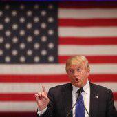 Trump wollte für Auftritt fünf Millionen Dollar