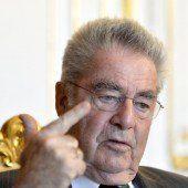 Fischer übt scharfe Kritik an HC Strache