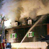 Vorarlberger (47) starb bei Brand in Salzburg