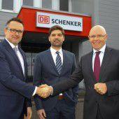 Wechsel bei DB Schenker