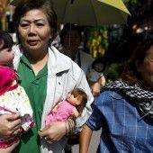Thailand: Puppenwahn wird immer skurriler