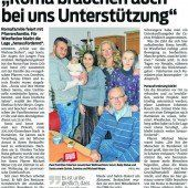 Umgang mit Roma-Familien