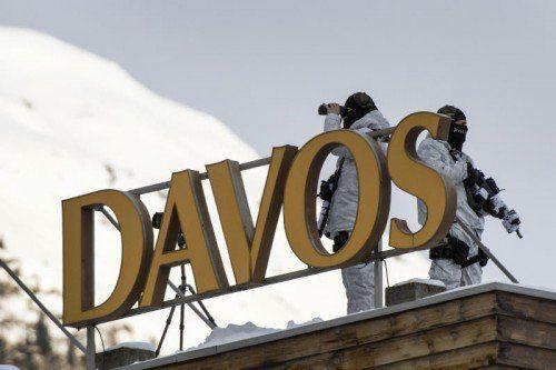 Wenn sich in Davos rund 2500 Opinion Leaders unserer Welt treffen, ist höchste Wachsamkeit geboten.