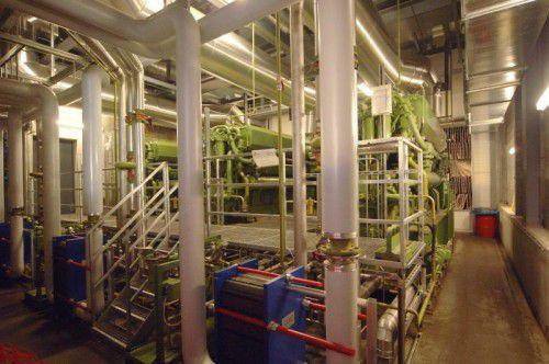 Wirkungsgrad Blockheizkraftwerk: Nun hat ein Joint Venture die Anlagen übernommen.