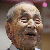 Ältester Mann stirbt mit 112