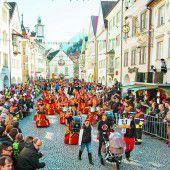 Rund 20.000 Besucher in Feldkirch erwartet