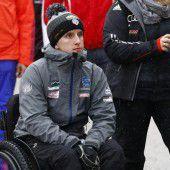 Im Rollstuhl, aber der Traum lebt weiter