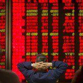 Chinas Börsen erholt ins Wochenende