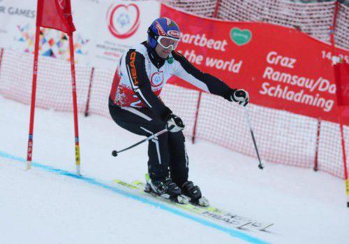 Zweifachsieger Thomas Praxmarer.