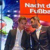 Ländle-TV zeigt VN-Fußballgala