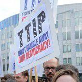 Rund um TTIP wird es jetzt ernst