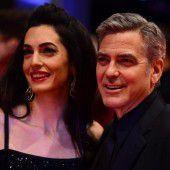 Amal Clooney reist am liebsten mit George
