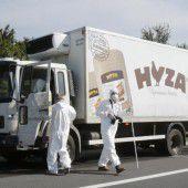 Schlepper-Prozess in Linz wurde vertagt
