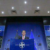 Nato überwacht Seegebiet