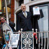 Assange spricht nach UN-Urteil von Sieg