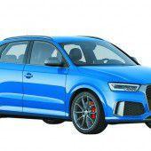 Audi setzt beim RS Q3 noch eins drauf