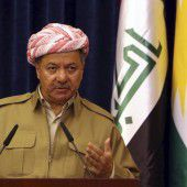 Irakischer Kurdenführer fordert Referendum