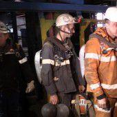 Erneut Explosion in  russischem Bergwerk