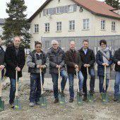 Start für Wohnbauprojekt in Altach