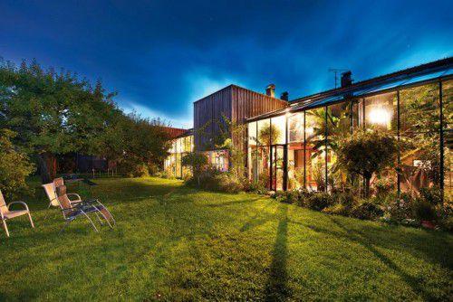Beispiel eines erfolgreich durchgeführten Baugemeinschaftsprojekts des Vorarlberger Architekten Wolfgang Juen.
