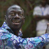 Kandidat der Opposition bei Wahl verhaftet