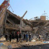 Wenig Hoffnung auf Feuerpause in Syrien